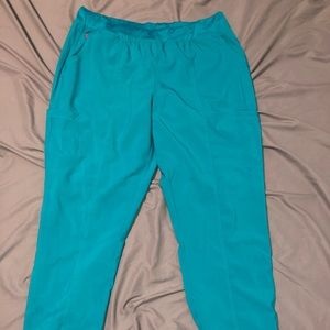 Med Couture Scrub Bottoms TEAL